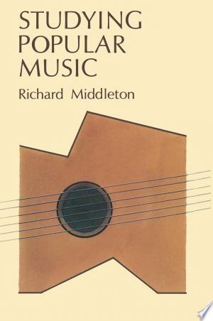 Studying Popular Music Pdf Download Popular Music Music Book Music Theory