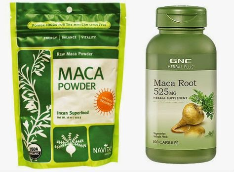 Maca Root for Thicker, Stronger Natural Hair