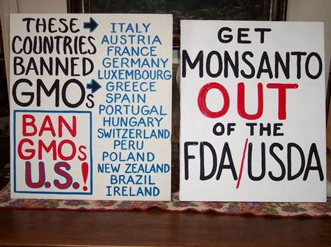 Monsanto is killing the planet and everything that comes in contact with it.