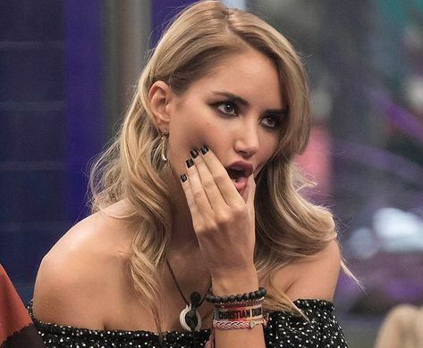 Maria Patiño asegura que Santi Burgoa no está siendo leal a Alba Carrillo durante su estancia en GH VIP