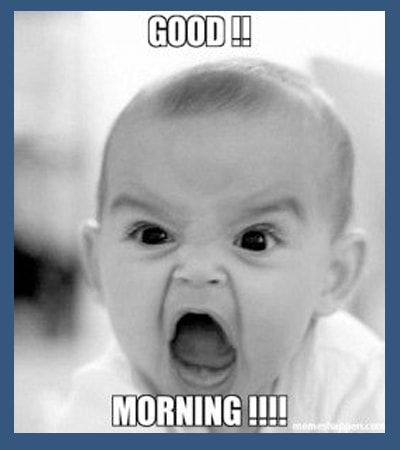 100 Funny Good Morning Memes Memes Of Good Morning Sewing Humor Angry Baby Quilting Humor