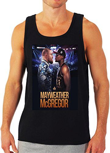 MYOS McGregor with Flag Black Tanktop