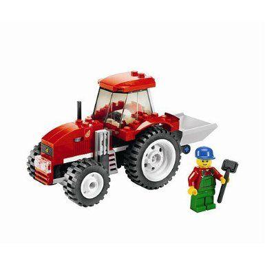LEGO City Set #7634 Tractor Farm City