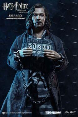 Sirius Black Prisoner Version Star Ace Harry Potter 1 6 Figure Sirius Black Harry Potter Sirius Prisoner Of Azkaban