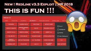 Roblox Jailbreak Hack Redline V30 In 2020 Roblox Roblox