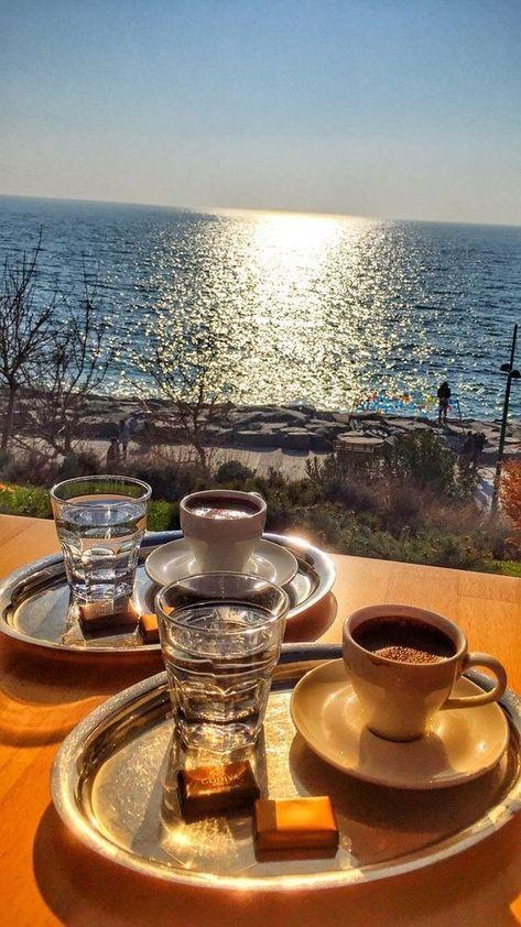 Картинка утром с моря для мужчины