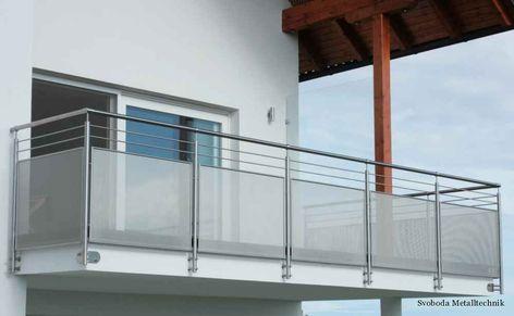 Pin Von Gisele Palermo Auf Home Interior Exterior Balkon Gelander Design Gelander Balkon Balkongelander Edelstahl