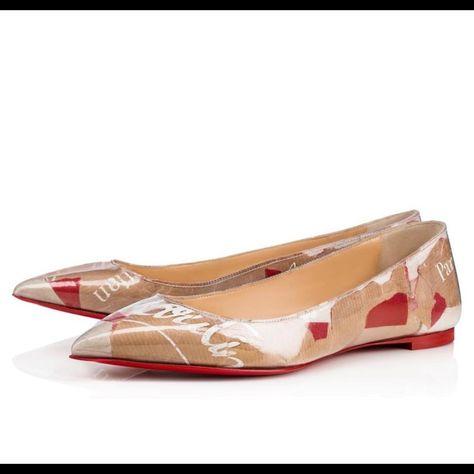 Christian Louboutin Shoes | Christian Louboutin Kraft Logo