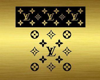 Lv Svg File Etsy Svg Design Logo Pattern Svg