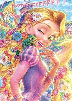 Rapunzel and Pascal finally appeared in the [best friend series] of resurrection & top-notch! Rapunzel and Pascal are appearing in the greatest series that was revived by Ana ・ Elsa & Olaf! It is a series of jigsaw puzzles where smiles were very popular.