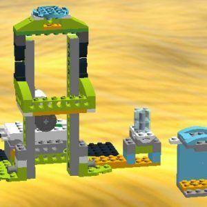 Elevator Lego Wedo 2 0 Download Lego Wedo 2 0 Instruction Pdf Lego Wedo Lego Building Instructions