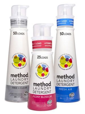 Third Annual Vip Awards Method Laundry Detergent Laundry