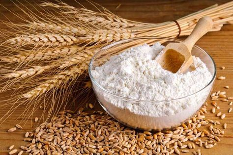 La varietà delle farine in cucina