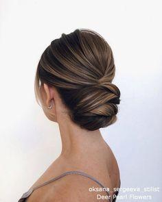 Oksana Sergeeva Stilist Wedding Updo Hairstyles Oksana Sergeeva Stilist Wedding Updo Hairstyles Classic Wedding Hair Hair Styles Classic Updo