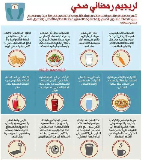 Pin By Ali On Webteb Mdi معلومات Ramadan Diet Health Diet Fitness Diet