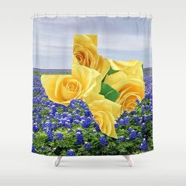 Texas Shower Curtains By Dancing Cowgirl Design Society6 Texas