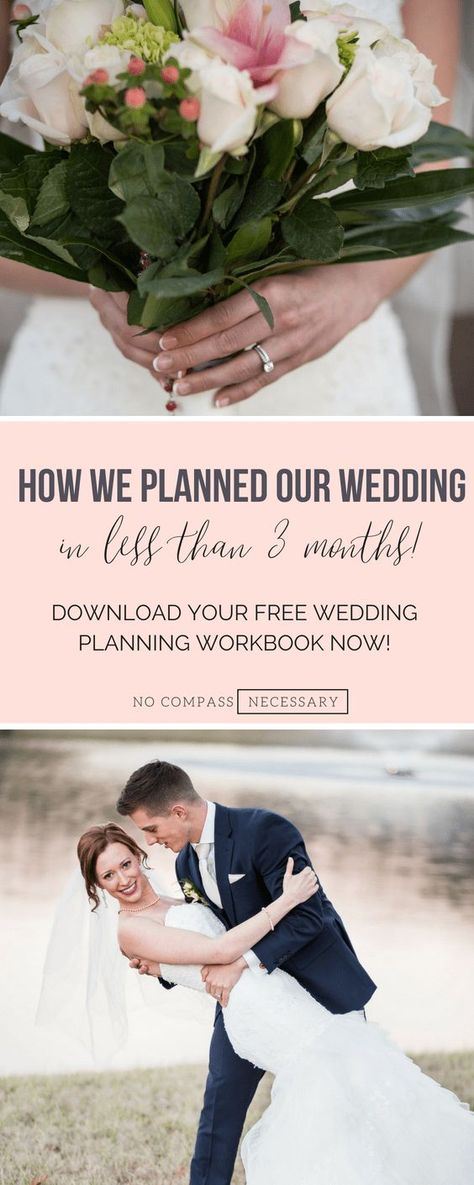 Want to know to plan a DIY wedding on a budget? Get these perfect tips including a 19 page free printable workbook guide and checklist. We did it in less than 3 months! #weddinginpsiration #weddingplanning #weddingprintable #weddingchecklist #weddingguide #weddingplanningbudget