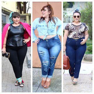 Revista Nvitrina Moda Para Gorditas Y Bajitas Jovenes En 2020 Moda Para Gorditas Moda Para Mujer Ropa Para Gorditos