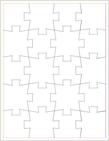 6 Piece Jigsaw Puzzle Template Puzzle Piece Template Blank Puzzle Pieces Puzzle Pieces