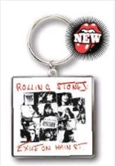 Rolling Stones Keychain /& Keyring Exhile