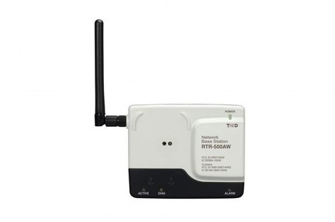 RTR-500AW Wi-Fi Connected Base Station and Repeater