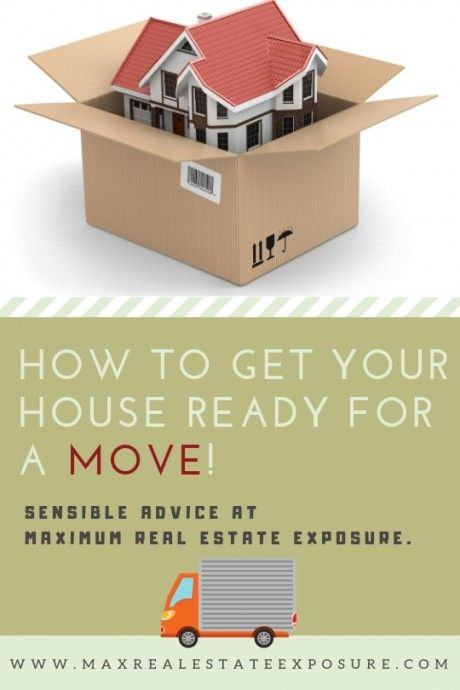 How To Pack Your House For A Move Moving Hacks Packing Home Selling Tips Real Estate
