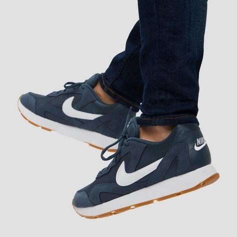 Nike delfine sneakers blauw heren Herensneakers, Nike en