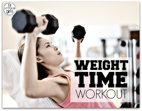 Looking to get stronger? Burn more calories? Tish's latest weights workout is a must!