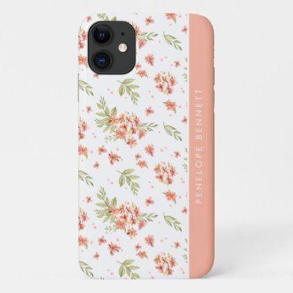 Spring Garden iphone 11 case