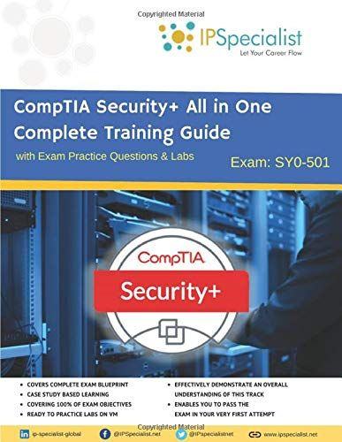 Free Download Pdf Comptia Security All In One Complete Training Guide With Exam Practice Questions Labs Exam Sy050 This Or That Questions Exam Books To Read
