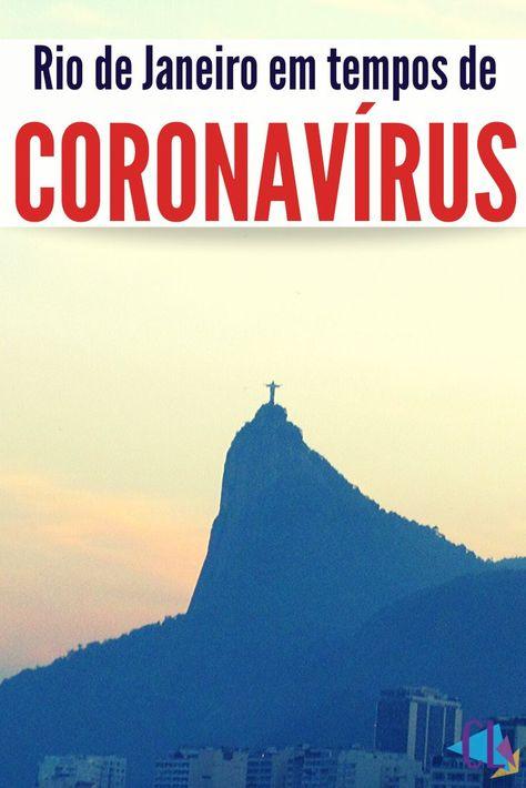 Rio de Janeiro em tempos de Coronavírus
