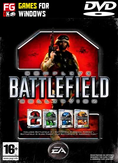 Descargar Battlefield 2 Complete Collection Pc Full Espanol Mega