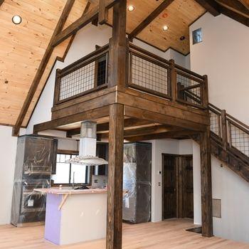 Welded Mesh Level Rail Panels By Wild Hog Railing Wild Hog Craftsman Style Kitchens Split Entry Remodel