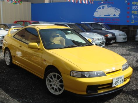 Honda Integra Type R For Sale | HONDA INTEGRA TYPE R DC2 For Sale Japan |  Like | Pinterest | Honda And Japan