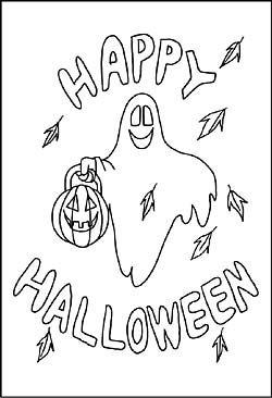 Halloween Ausmalbilder Gratis Ausmalbilder Für Kinder
