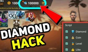Free Fire Unlimited Diamond Trick Diamonds Hack Korrente Server Hacks Diamond Free Hacks