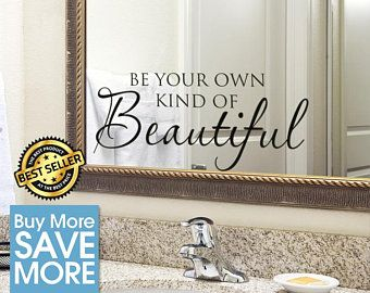 Bathroom Wall Decor Bathroom Wall Decal Bathroom Sign Etsy Vinyl Wall Decal Quote Bathroom Wall Decals Wall Quotes Decals