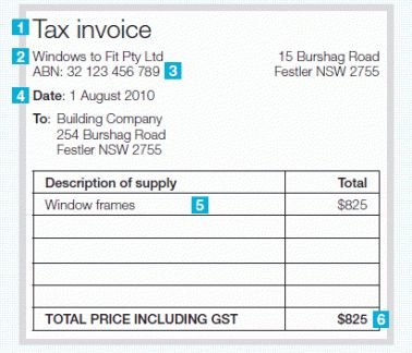 Browse Our Image Of Free Australian Tax Invoice Template For Free Invoice Template Invoice Template Word Freelance Invoice Template