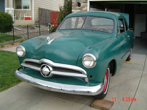 Cheap Coupe Project: 1949 Ford Coupe - http://barnfinds.com/cheap-coupe-project-1949-ford-coupe/
