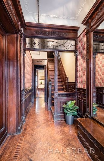 593 Jefferson Avenue Bedford Stuyvesant Brooklyn Ny 11221 3 100 000 For Sale Halstead Brownstone Row House Bed Stuy
