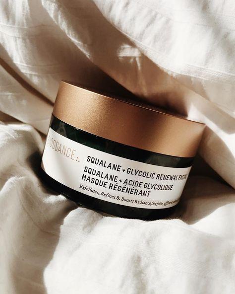 Squalane + Glycolic Renewal Mask by biossance #4