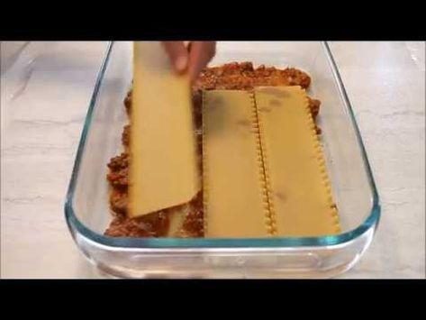 Youtube Lasagna