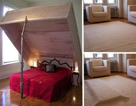 14 Best Strange And Unusual Beds For Your Home Images On Pinterest | Modern  Beds, Bed Designs And Bedding