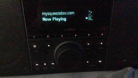 Logitech Squeezebox Boom Review Wifi Internet Radio Wifi