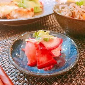 漬物 レシピ 赤 かぶ