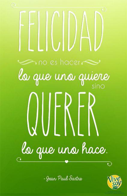 Felicidad Frases Frases Positivas Y Frases En Español