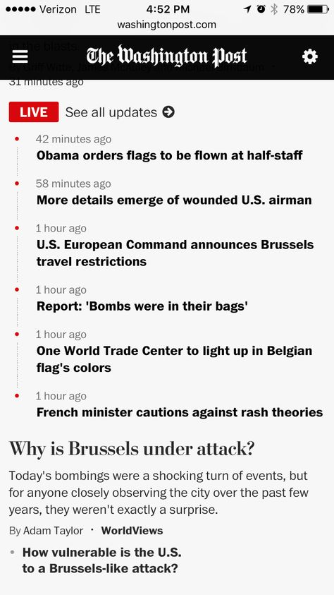 Best Breaking News Examples Images On