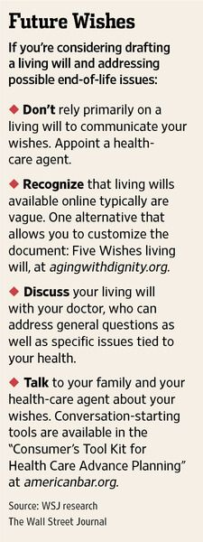A New Look at Living Wills