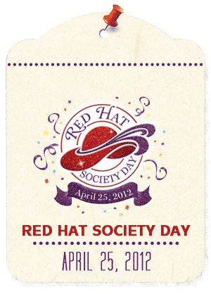 Red Hat Society Day (Anniversary)