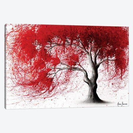 Western Iron Tree Canvas Wall Art By Ashvin Harrison Icanvas Tree Art Tree Canvas Wall Canvas